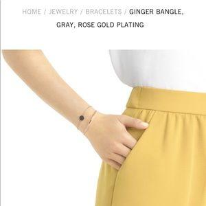 Swarovski Crystal Ginger Bangle